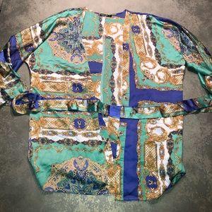 Nasty gal- chain design kimono